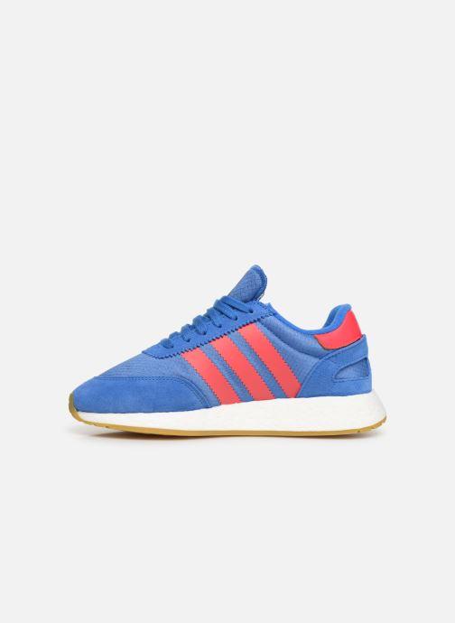 Trainers adidas originals I-5923 W Blue front view