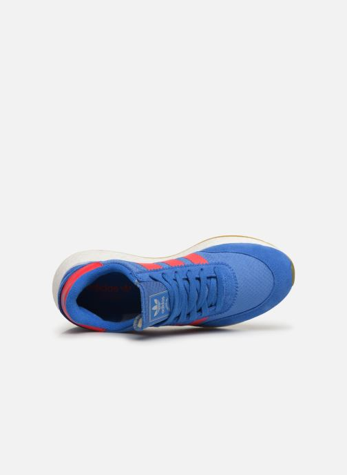 Trainers adidas originals I-5923 W Blue view from the left