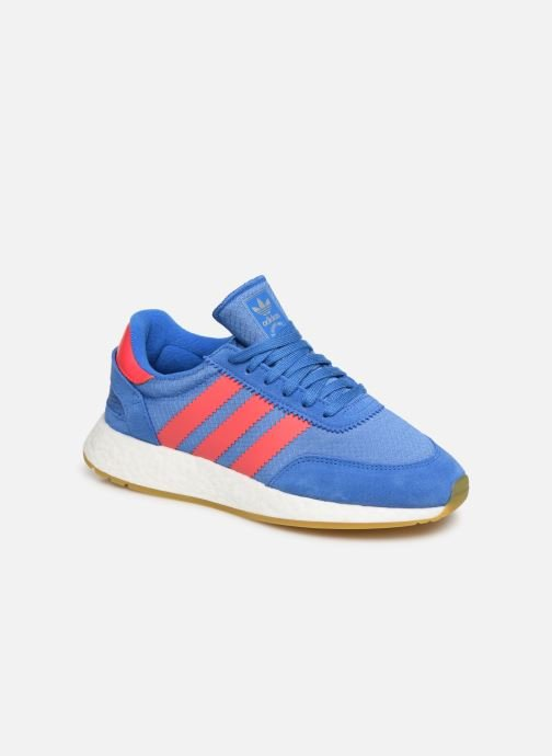 Trainers adidas originals I-5923 W Blue detailed view/ Pair view