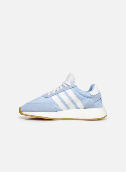 Baskets adidas originals I-5923 W Bleu vue face
