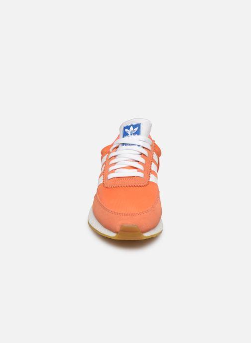 Baskets adidas originals I-5923 W Orange vue portées chaussures
