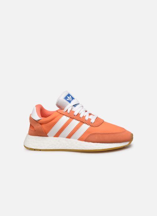 Baskets adidas originals I-5923 W Orange vue derrière