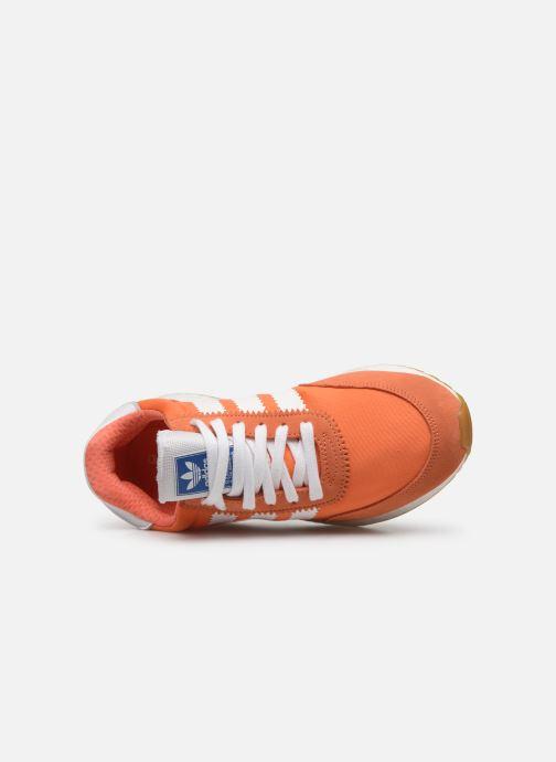 Baskets adidas originals I-5923 W Orange vue gauche