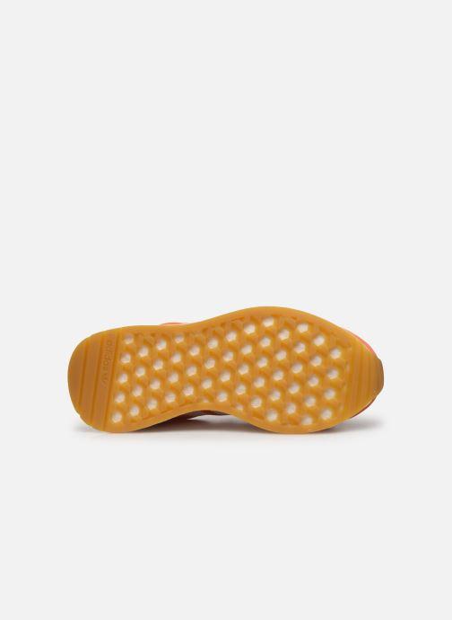 Baskets adidas originals I-5923 W Orange vue haut