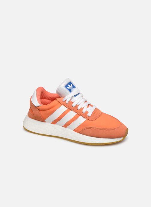 Baskets adidas originals I-5923 W Orange vue détail/paire