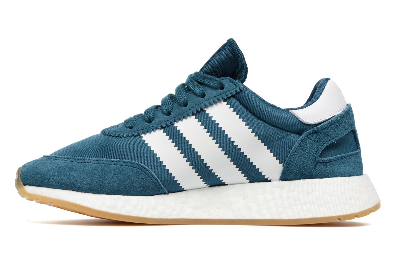 Baskets Adidas Originals I-5923 W Bleu vue face