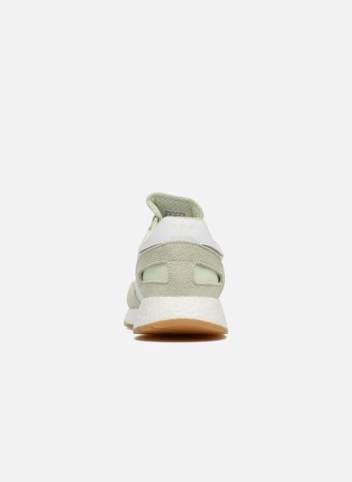 Baskets adidas originals I-5923 W Vert vue droite