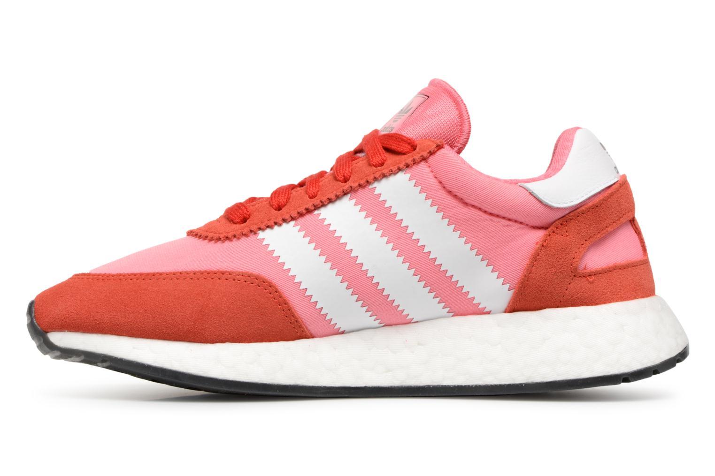 Sneakers Adidas Originals I-5923 W Roze voorkant