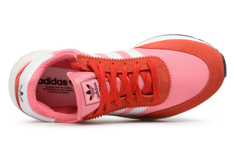 Baskets Adidas Originals I-5923 W Rose vue gauche