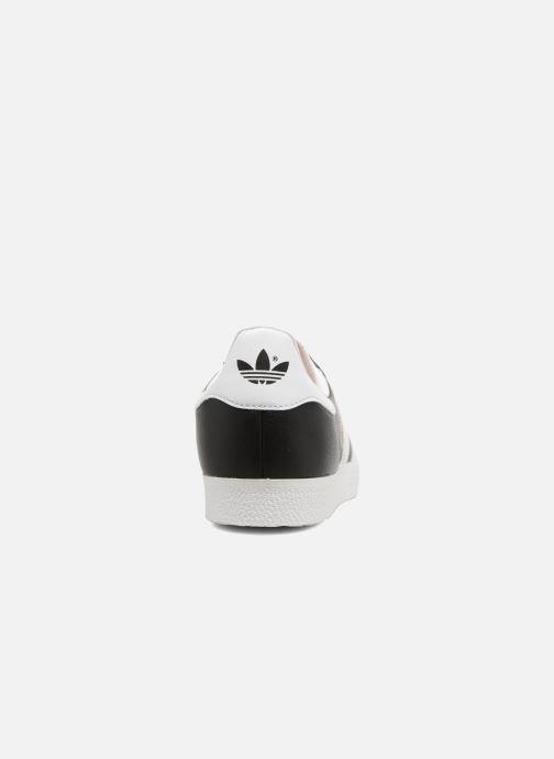 Sneaker adidas originals Gazelle Super Essential schwarz ansicht von rechts
