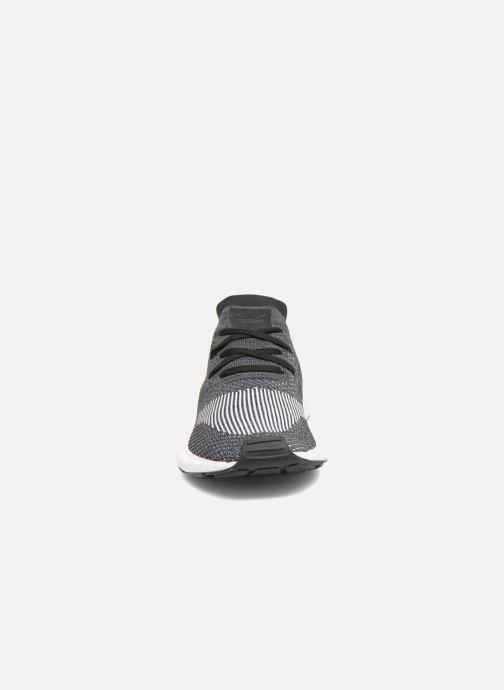 Trainers adidas originals Swift Run Pk Black model view