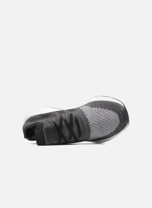 Trainers adidas originals Swift Run Pk Black view from the left