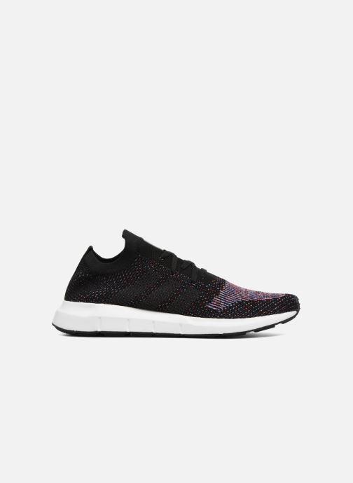 Baskets adidas originals Swift Run Pk Noir vue derrière