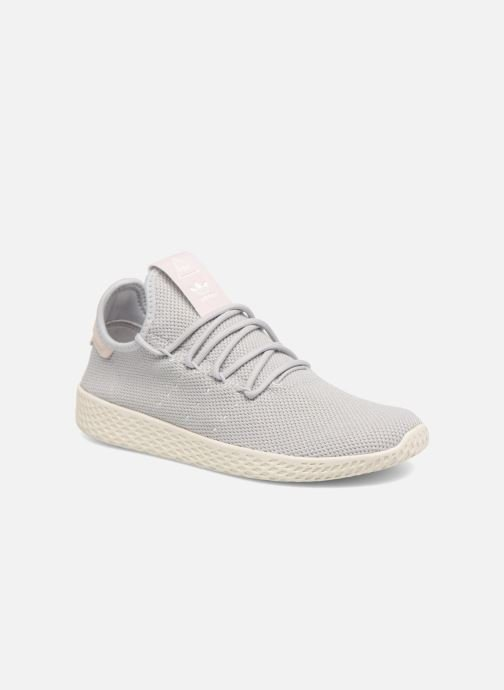 Sneaker Adidas Originals Pharrel Williams Tennis Hu W grau detaillierte ansicht/modell