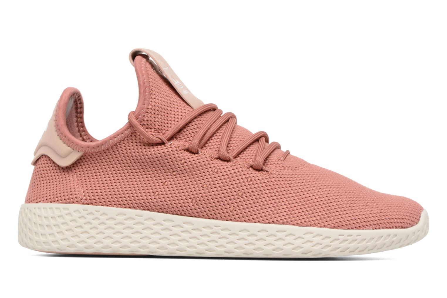 Baskets Adidas Originals Pharrel Williams Tennis Hu W Rose vue derrière