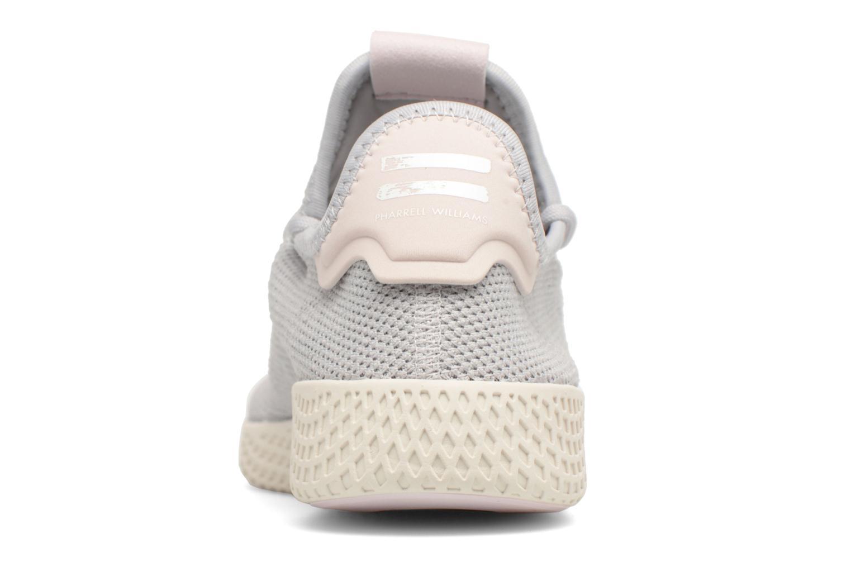 Baskets Adidas Originals Pharrel Williams Tennis Hu W Gris vue droite