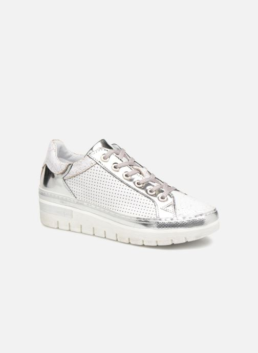 Trainers Khrio Solena White detailed view/ Pair view