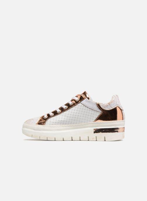 Sneakers Khrio Solena Bianco immagine frontale