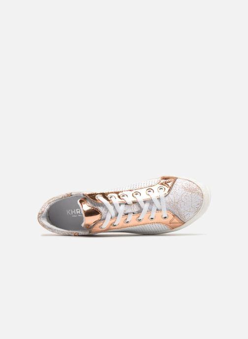 Sneakers Khrio Solena Bianco immagine sinistra