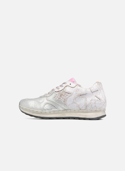 Trainers Khrio Estrela Silver front view