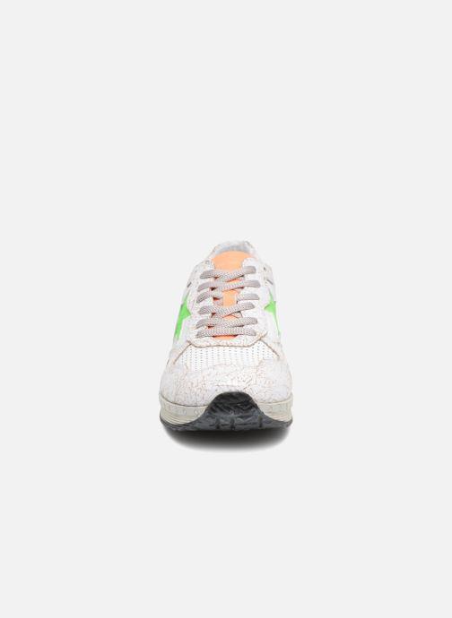 Baskets Khrio Ofelia Blanc vue portées chaussures