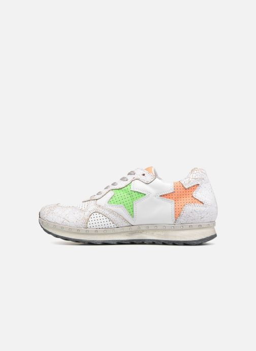 Sneakers Khrio Ofelia Bianco immagine frontale