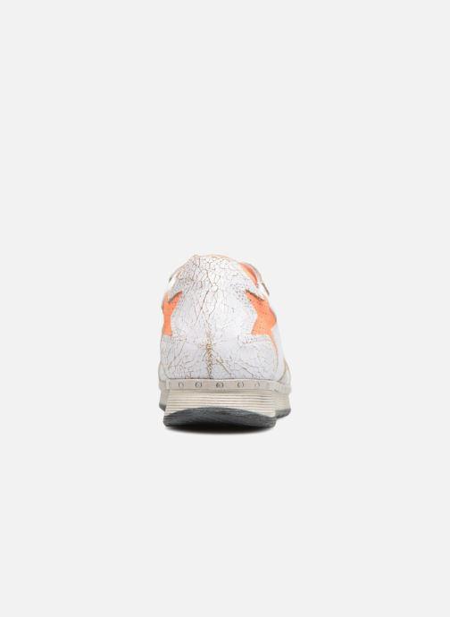 Baskets Khrio Ofelia Blanc vue droite