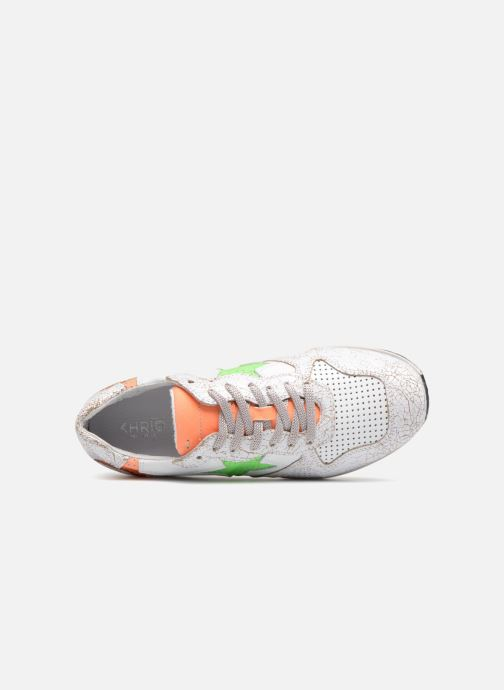 Sneakers Khrio Ofelia Bianco immagine sinistra