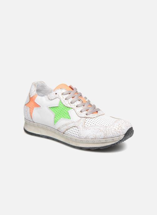 Sneakers Khrio Ofelia Hvid detaljeret billede af skoene