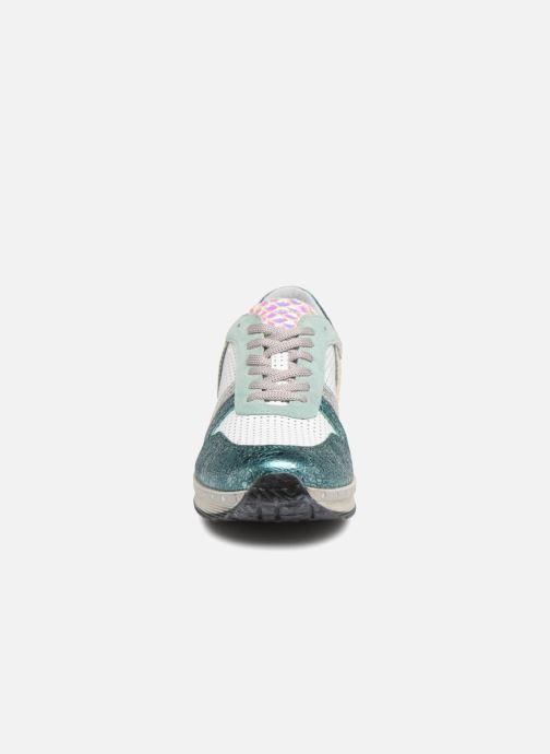 Baskets Khrio Antonia Vert vue portées chaussures