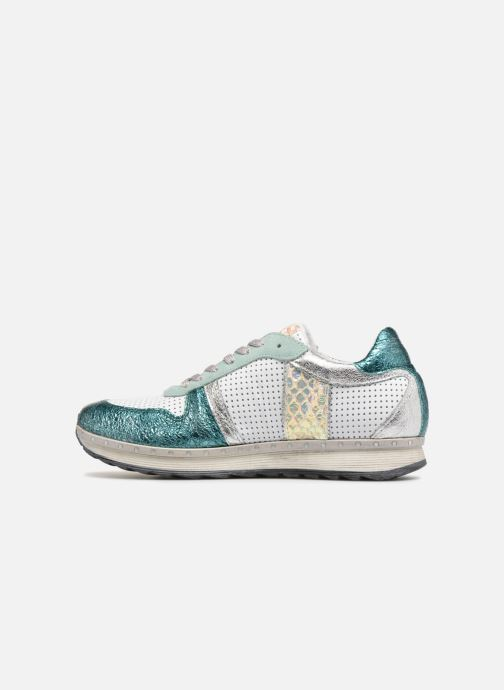 Trainers Khrio Antonia Green front view