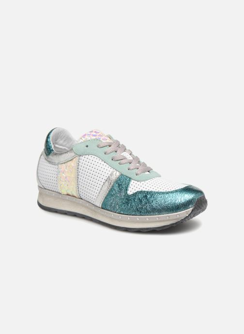 Trainers Khrio Antonia Green detailed view/ Pair view