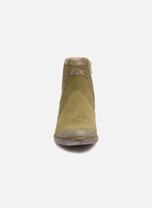 Bottines et boots Khrio Lucia Vert vue portées chaussures