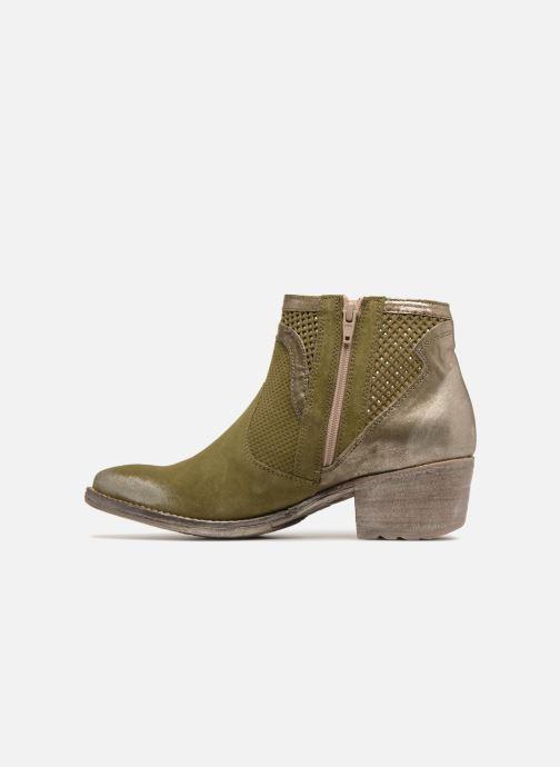 Bottines et boots Khrio Lucia Vert vue face