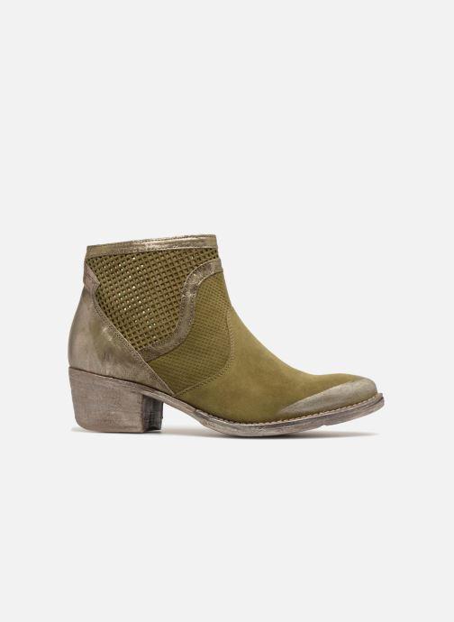 Bottines et boots Khrio Lucia Vert vue derrière