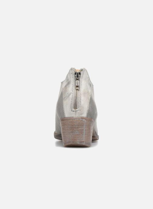 Bottines et boots Khrio Monica Gris vue droite