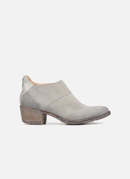 Boots en enkellaarsjes Khrio Monica Grijs achterkant
