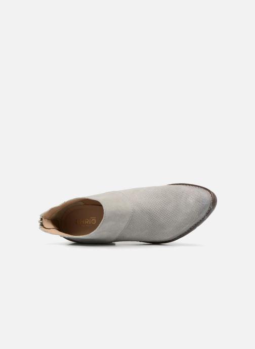 Bottines et boots Khrio Monica Gris vue gauche