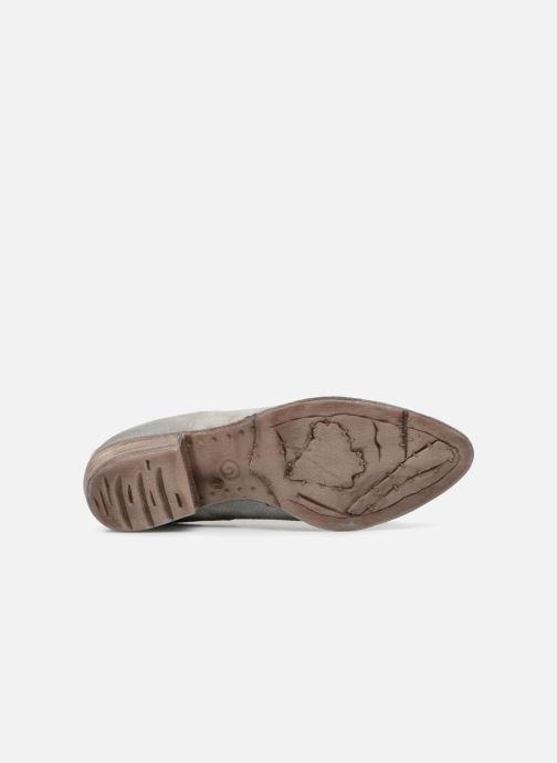 Bottines et boots Khrio Monica Gris vue haut