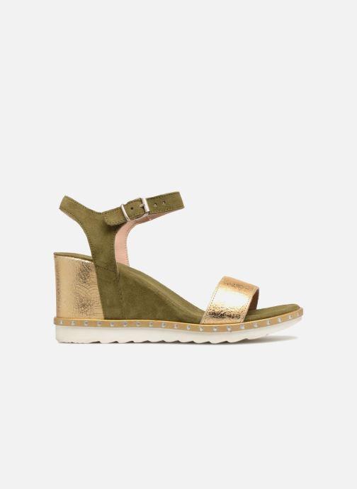 Sandales et nu-pieds Khrio Primavera Vert vue derrière