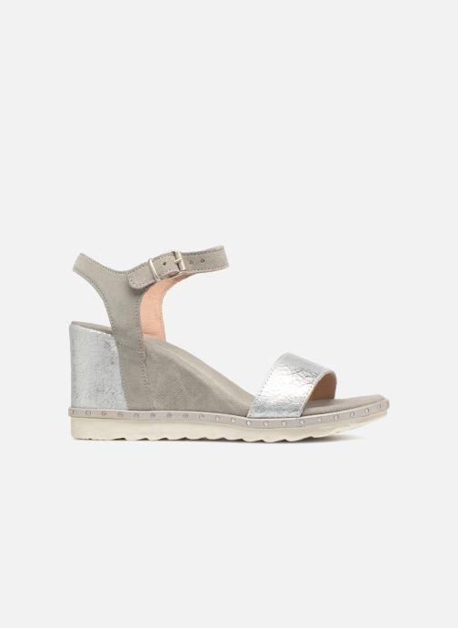 Sandales et nu-pieds Khrio Primavera Beige vue derrière