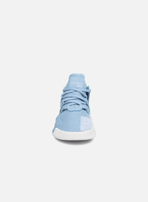 Trainers Adidas Originals Eqt Bask Adv W Blue model view