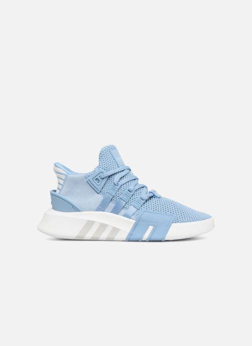 Adidas Originals Eqt Bask Adv W (bleu) - Baskets Bleu (blecen/blecen/ftwbla) TiQDS8Yl