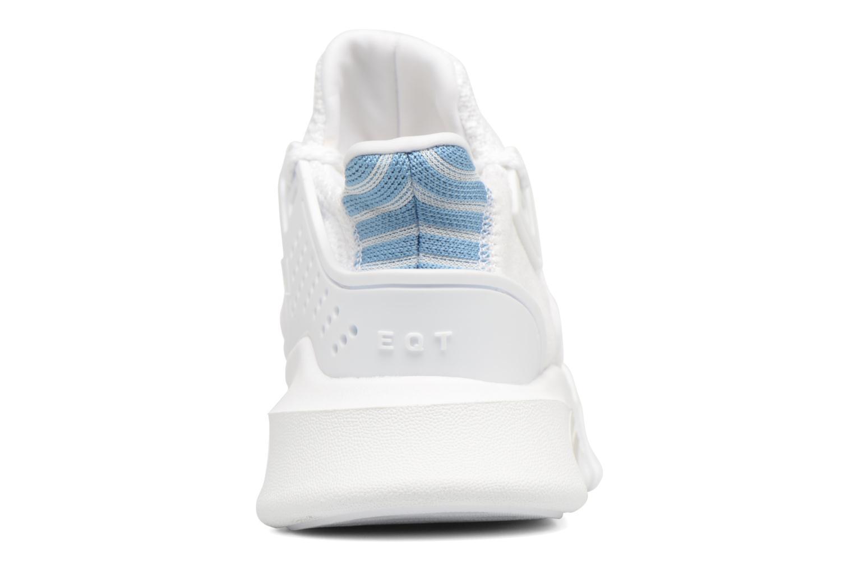 Baskets Adidas Originals Eqt Bask Adv W Blanc vue droite
