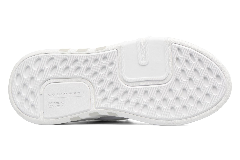 Baskets Adidas Originals Eqt Bask Adv W Blanc vue haut