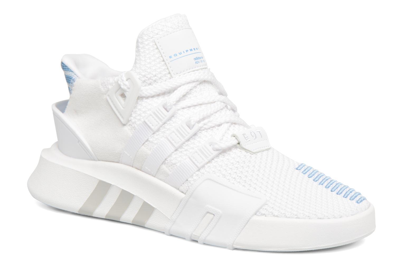 Baskets Adidas Originals Eqt Bask Adv W Blanc vue détail/paire