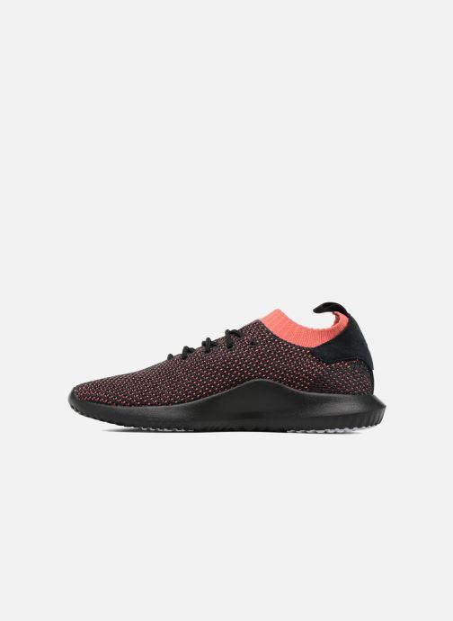 Sneakers adidas originals Tubular Shadow Pk Zwart voorkant