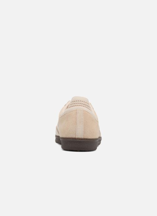 Trainers adidas originals Samba Fb Beige view from the right