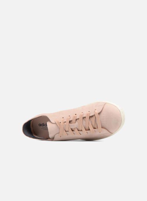 Baskets adidas originals Stan Smith Nuud W Rose vue gauche