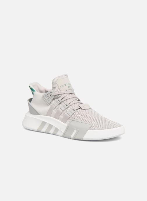 buy popular 8d0a1 cb7bb Sneakers Adidas Originals Eqt Bask Adv Grå detaljerad bild på paret
